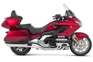 Honda Gold Wing sold at Schroaders Honda.